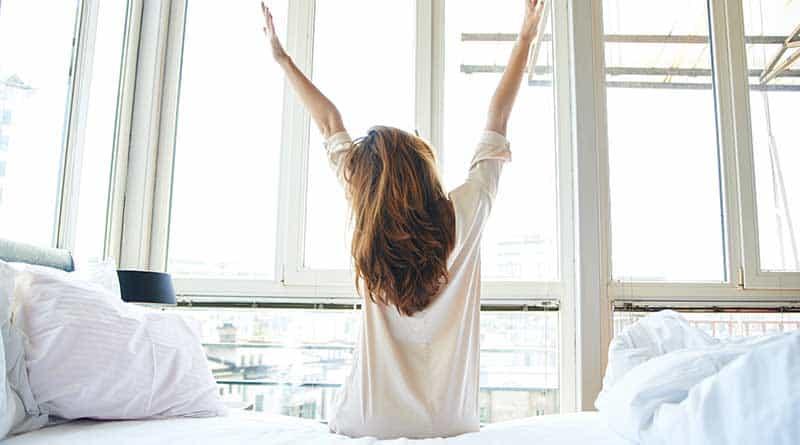 Näillä 5 rutiinilla saat arjen aamut sujumaan paremmin