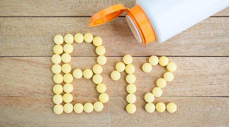 Mistä saa B12-vitamiinia?
