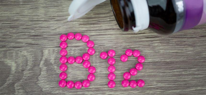 B12-vitamiini ja muisti