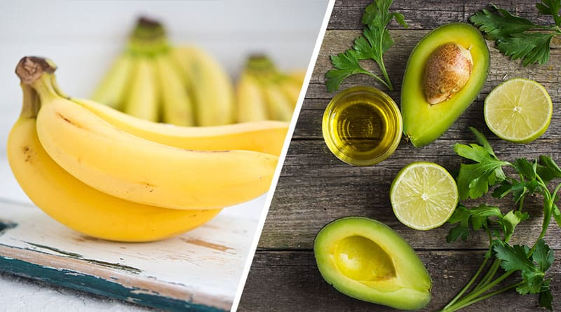 Korkea kaloriset hedelmät