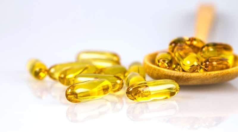 D-vitamiini kapseleita
