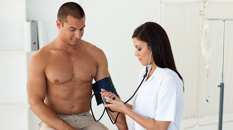 Erektiolääkkeet ja verenpaine