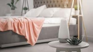 Näin löytyy hyvä ilmankostutin makuuhuoneeseen