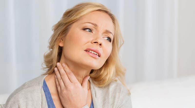 Kilpirauhasen vajaatoiminta oireet