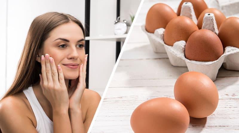 Kananmunasta saa kollageenia