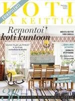 Koti ja Keittiö -lehti