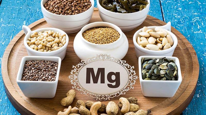 Magnesium ravinnosta