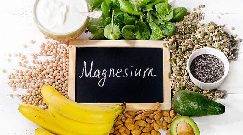 Mistä saa magnesiumia?