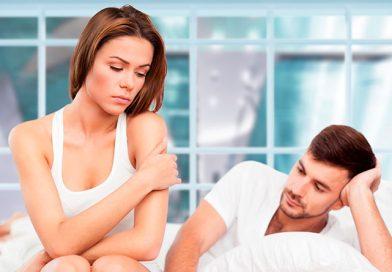 Miehen erektiohäiriö voi johtua 7 syystä