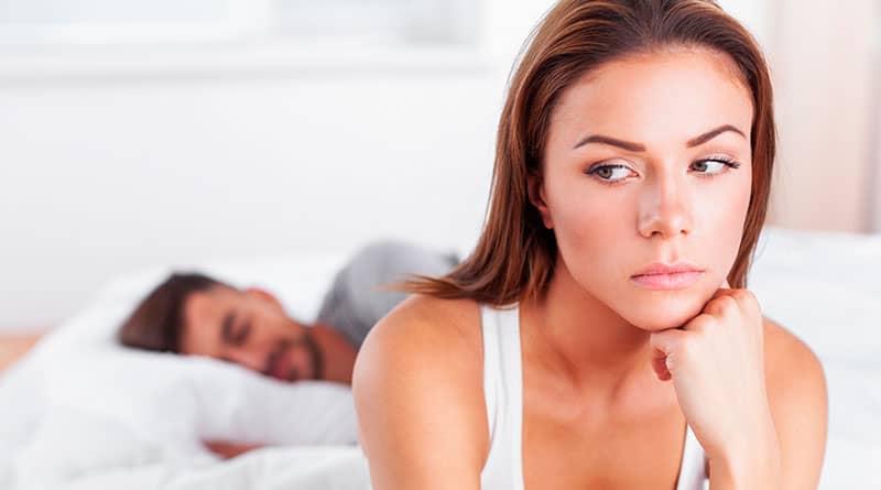 Miehen seksuaalinen haluttomuus makuuhuoneessa