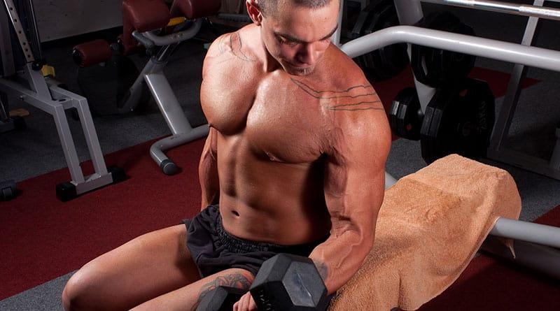 Testosteroni nousuun salilla