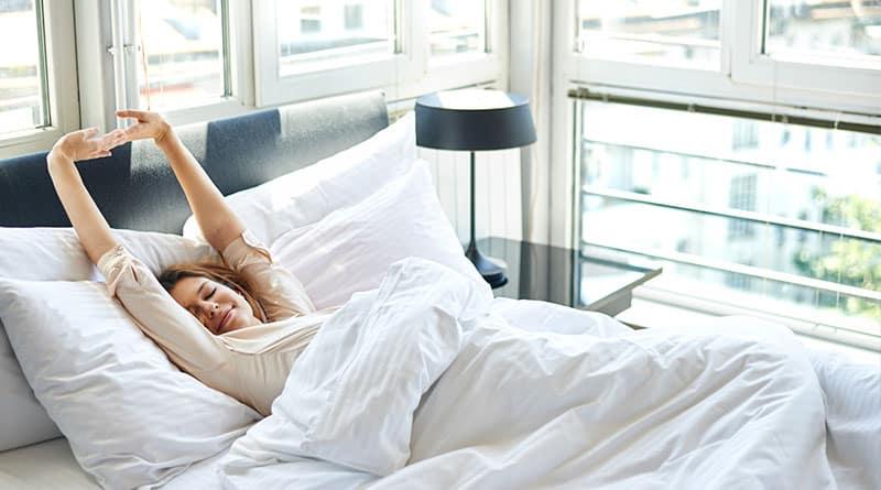 6 vinkkiä, joilla heräät helpommin