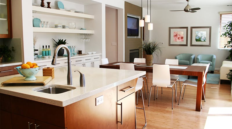 Mitä hyötyä on puhtaasta kodista?