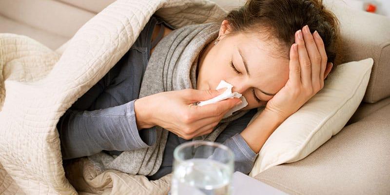 Sinkki flunssan hoidossa