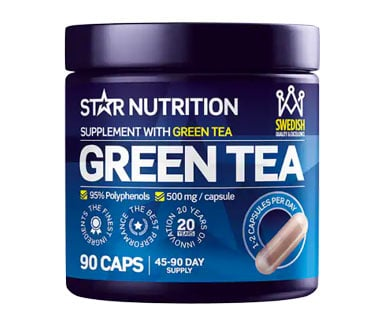 Star Nutrition Green Tea