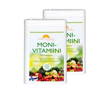 Vesiliukoiset Vitamiinit