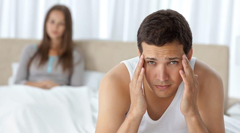 Testosteronivaje aiheuttaa seksuaalisten halujen vähenemistä