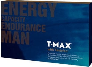 T-Max® testosteroni pillerit