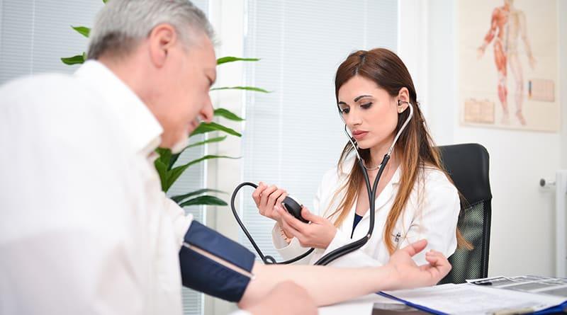 Viagran vaikutus verenpaineeseen